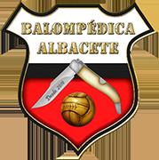 Escudo de C.D. BALOMPÉDICA ALBACETE