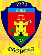 Escudo de C.D.E. OROPESA
