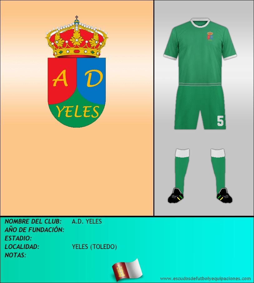 Escudo de A.D. YELES