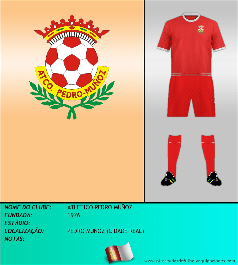 Escudo de ATLETICO PEDRO MUÑOZ