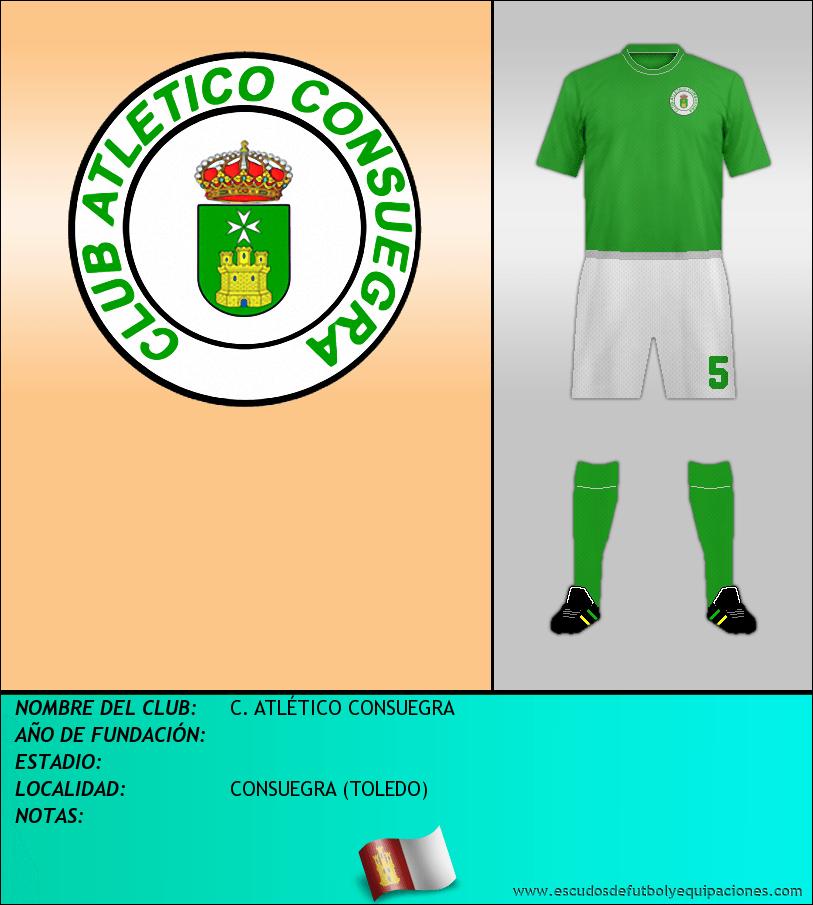 Escudo de C. ATLÉTICO CONSUEGRA