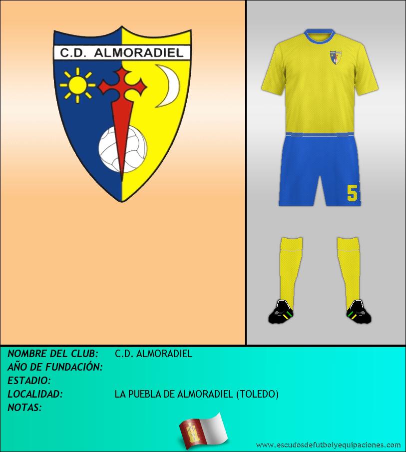 Escudo de C.D. ALMORADIEL
