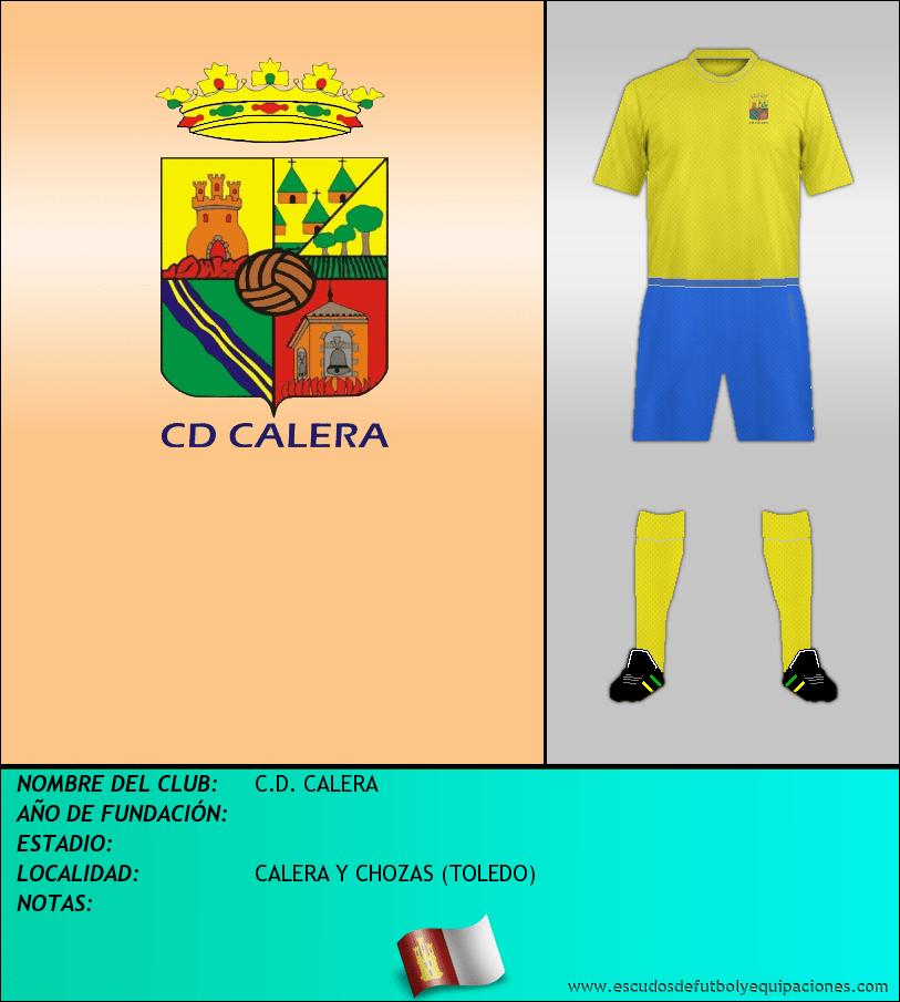 Escudo de C.D. CALERA