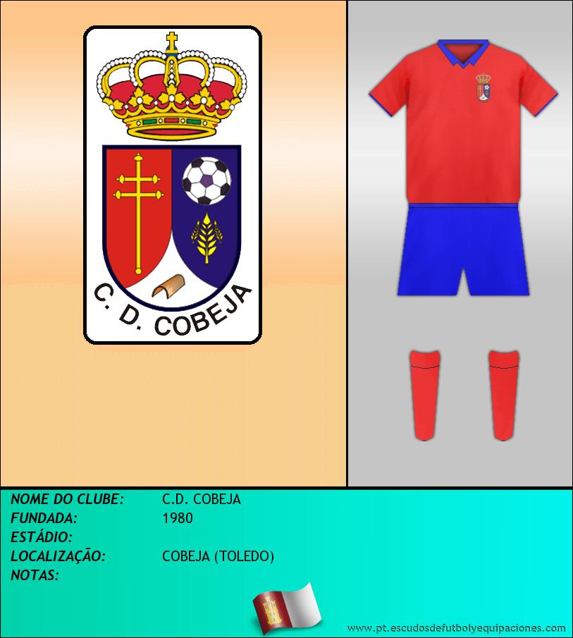 Escudo de C.D. COBEJA