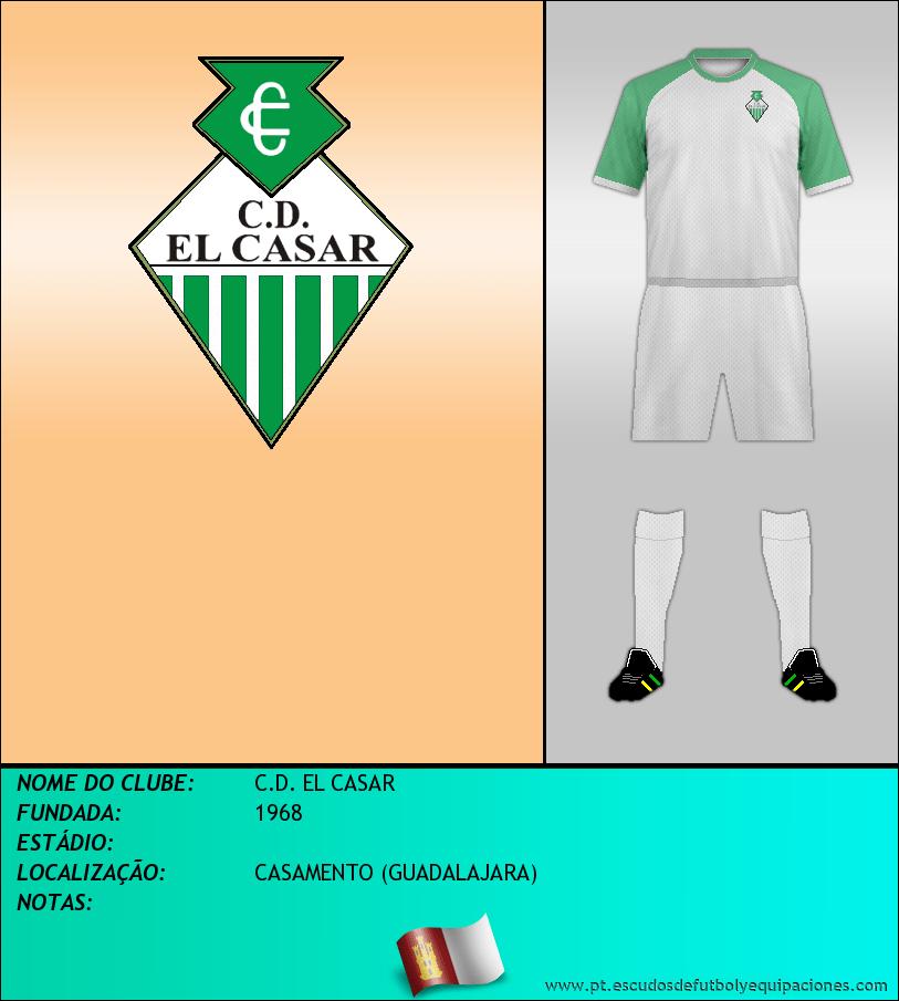 Escudo de C.D. EL CASAR