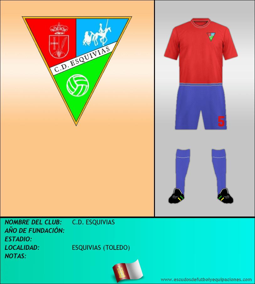 Escudo de C.D. ESQUIVIAS