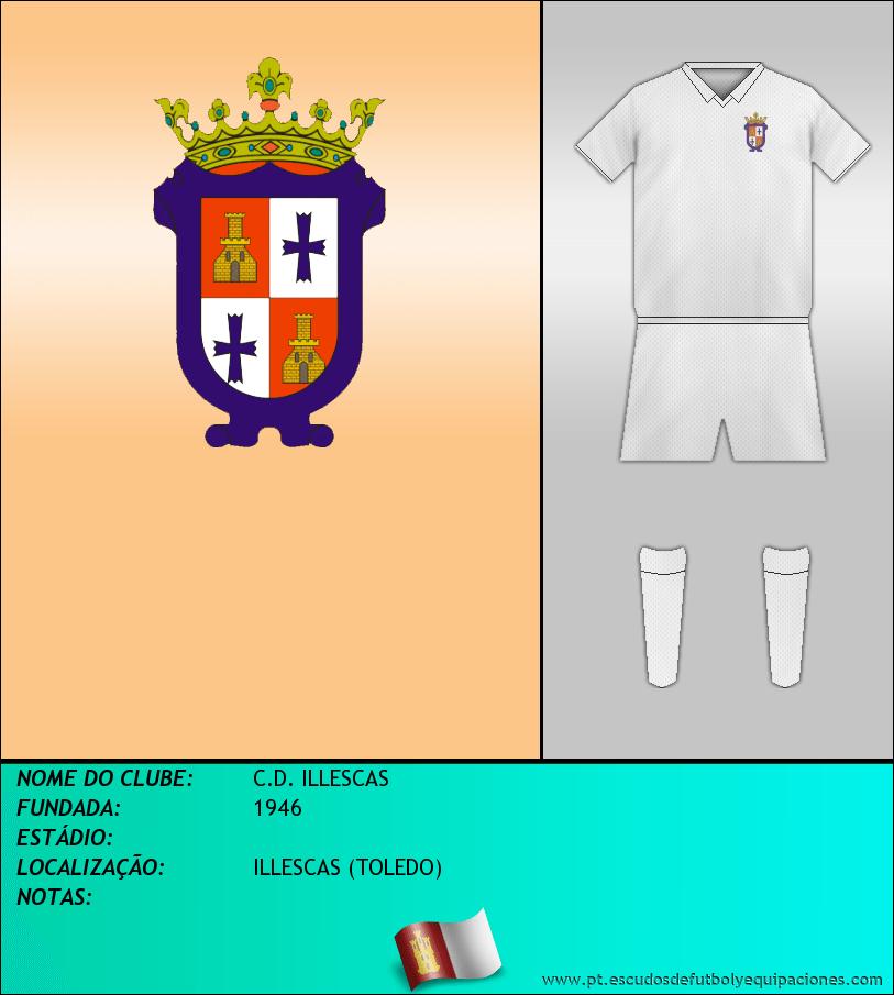 Escudo de C.D. ILLESCAS