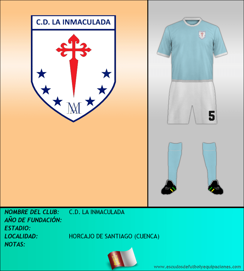 Escudo de C.D. LA INMACULADA