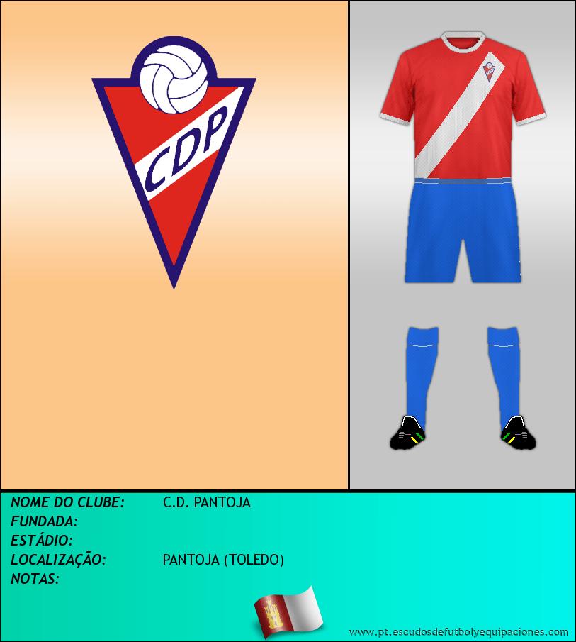 Escudo de C.D. PANTOJA