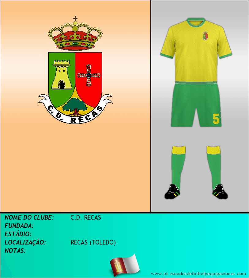 Escudo de C.D. RECAS