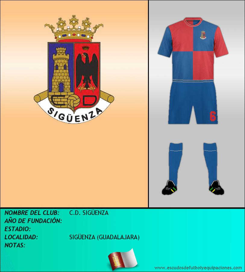 Escudo de C.D. SIGÜENZA