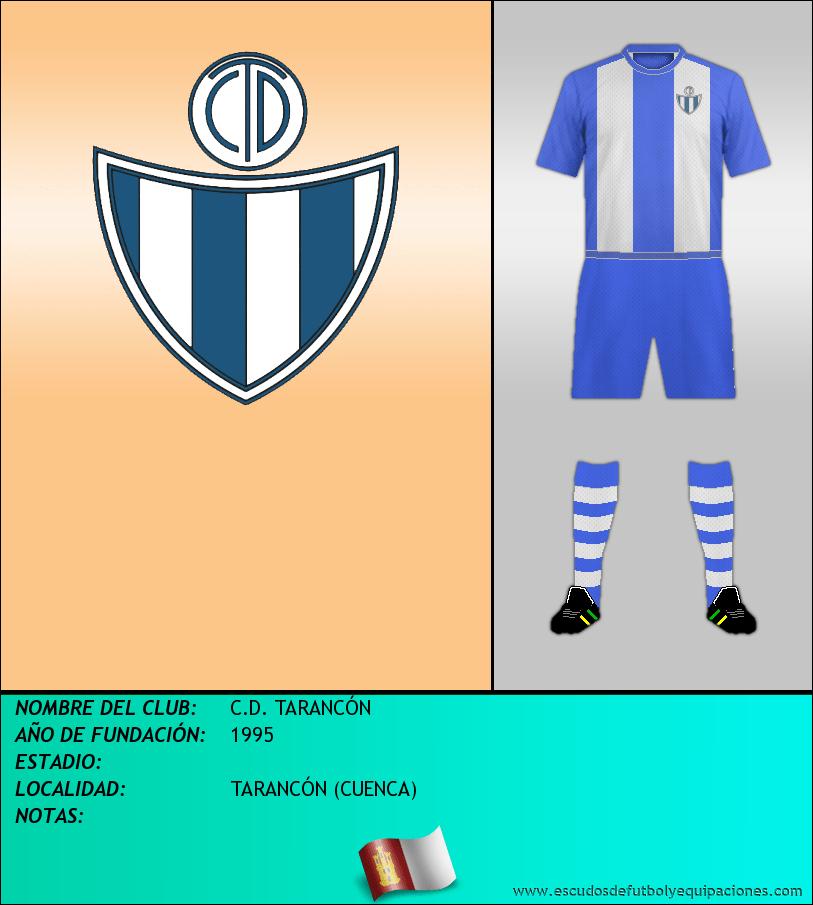 Escudo de C.D. TARANCÓN