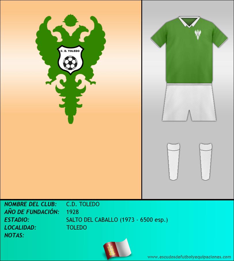 Escudo de C.D. TOLEDO