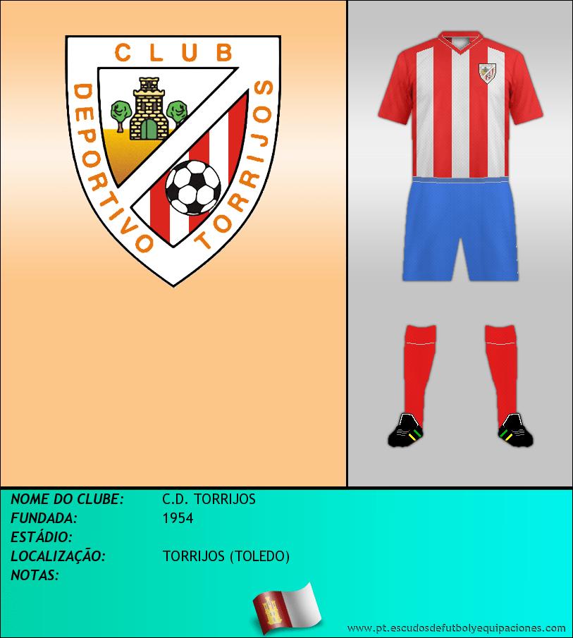 Escudo de C.D. TORRIJOS