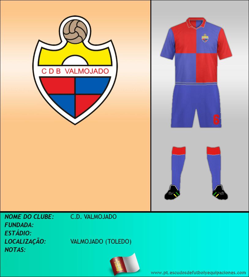 Escudo de C.D. VALMOJADO