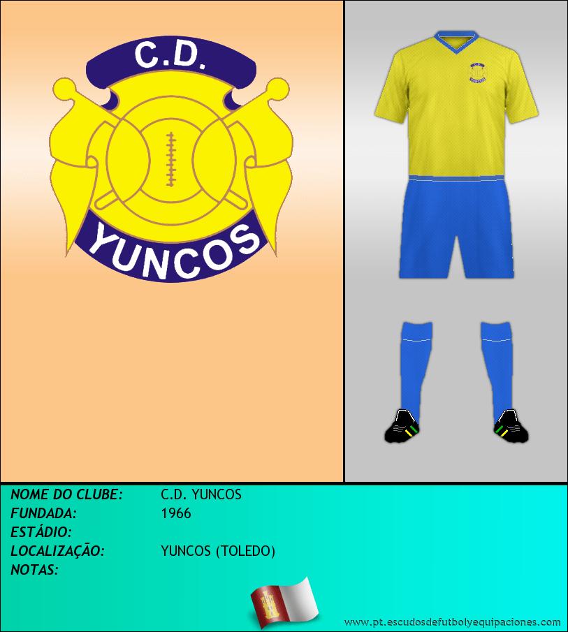Escudo de C.D. YUNCOS