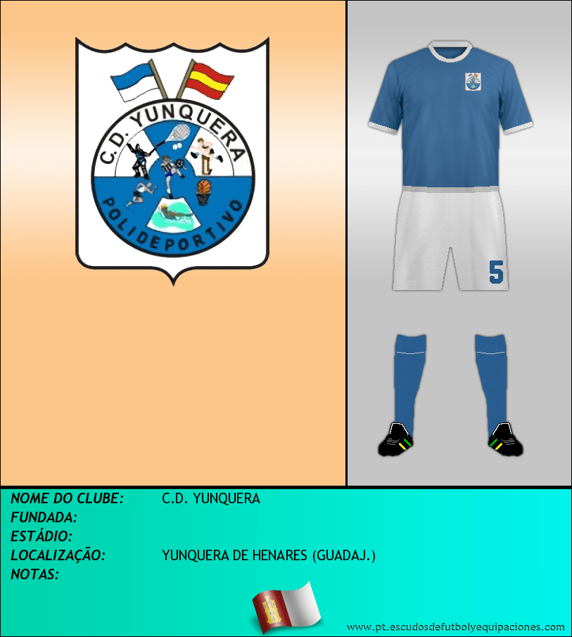Escudo de C.D. YUNQUERA