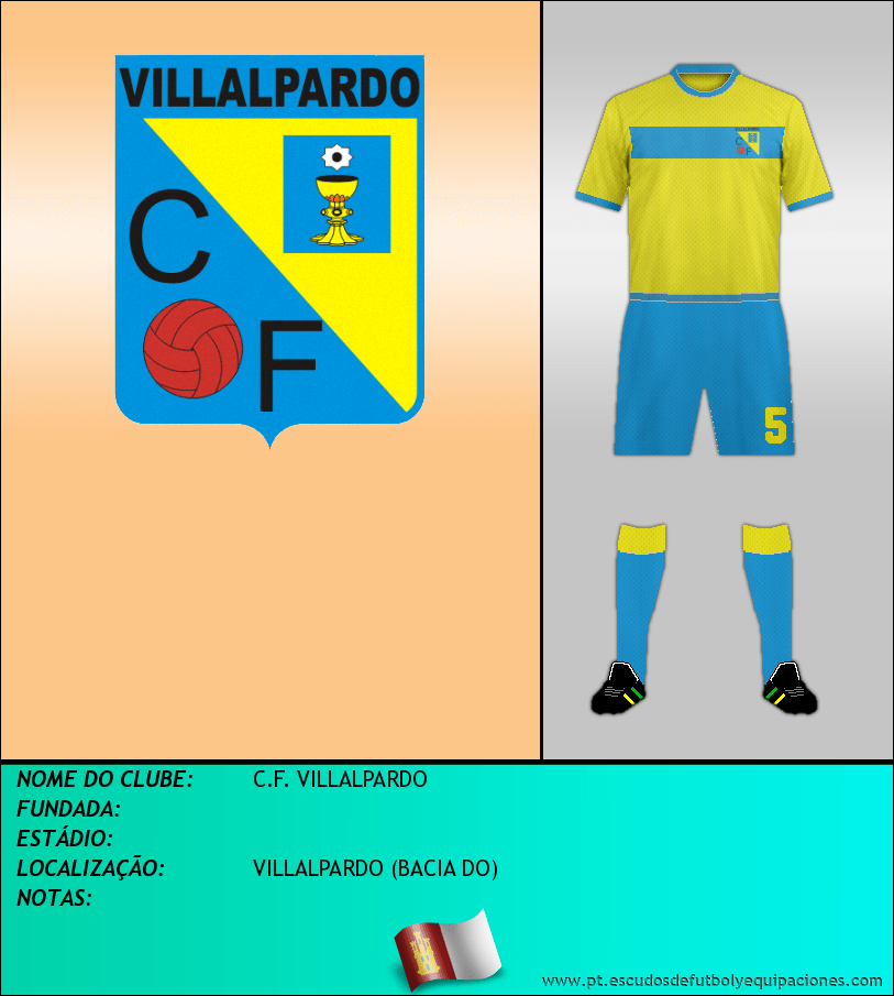 Escudo de C.F. VILLALPARDO