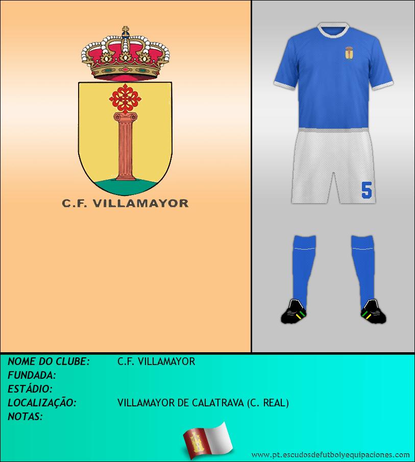 Escudo de C.F. VILLAMAYOR