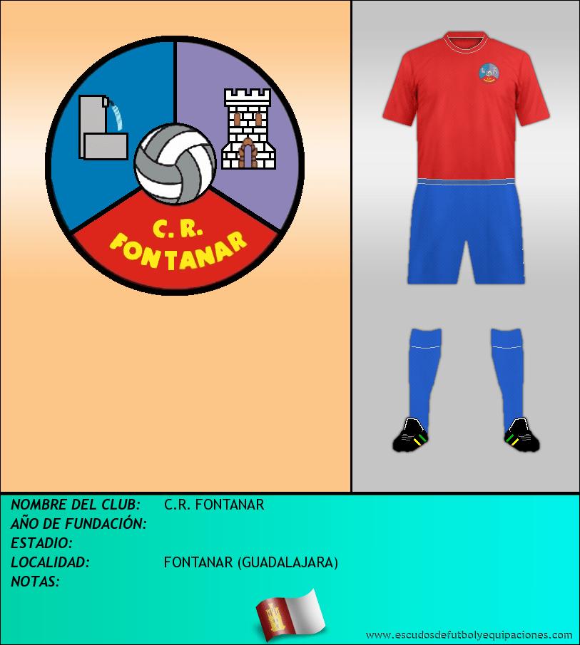 Escudo de C.R. FONTANAR