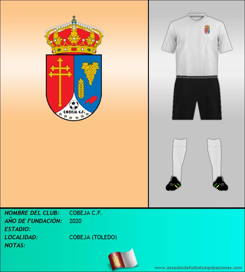 Escudo de COBEJA C.F.