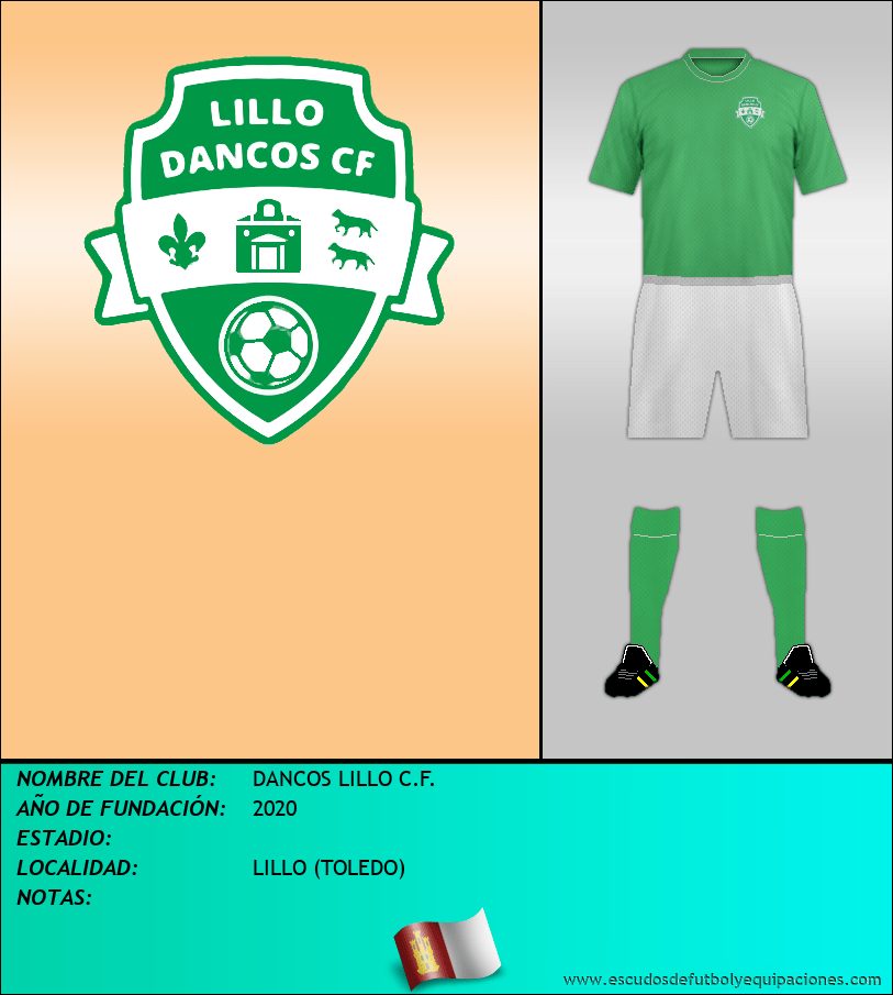 Escudo de DANCOS LILLO C.F.