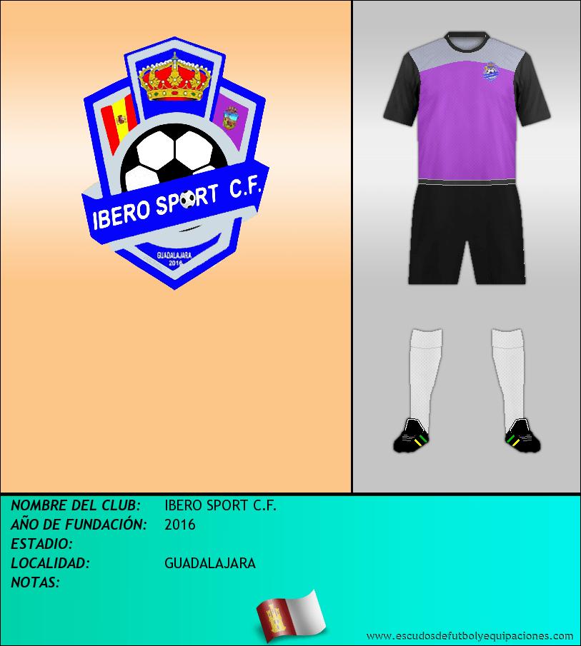 Escudo de IBERO SPORT C.F.