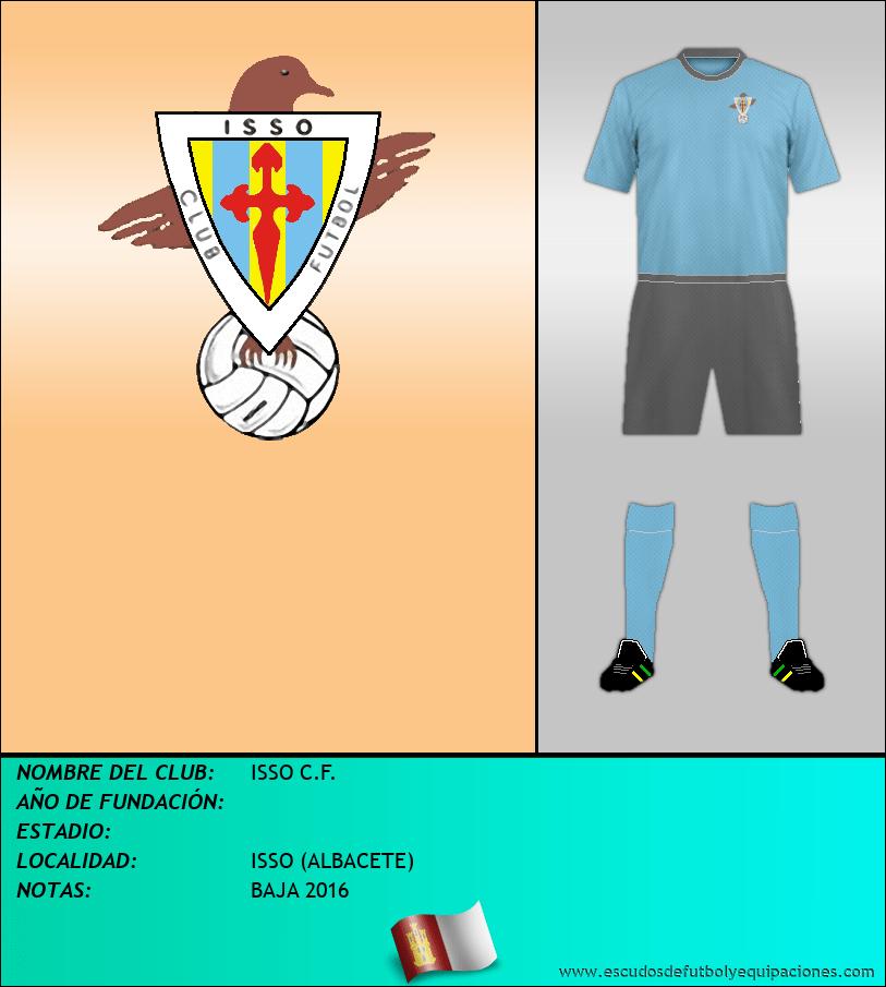 Escudo de ISSO C.F.