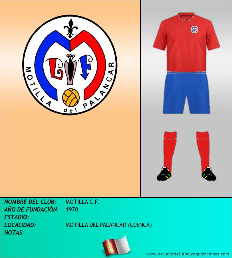 Escudo de MOTILLA C.F.