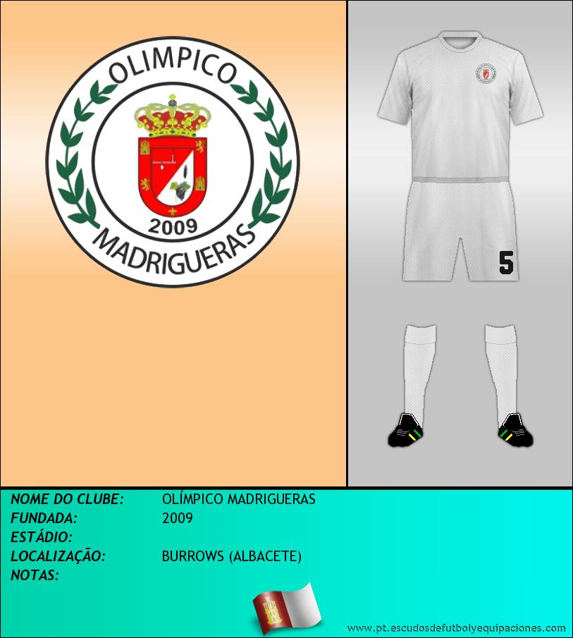 Escudo de OLÍMPICO MADRIGUERAS