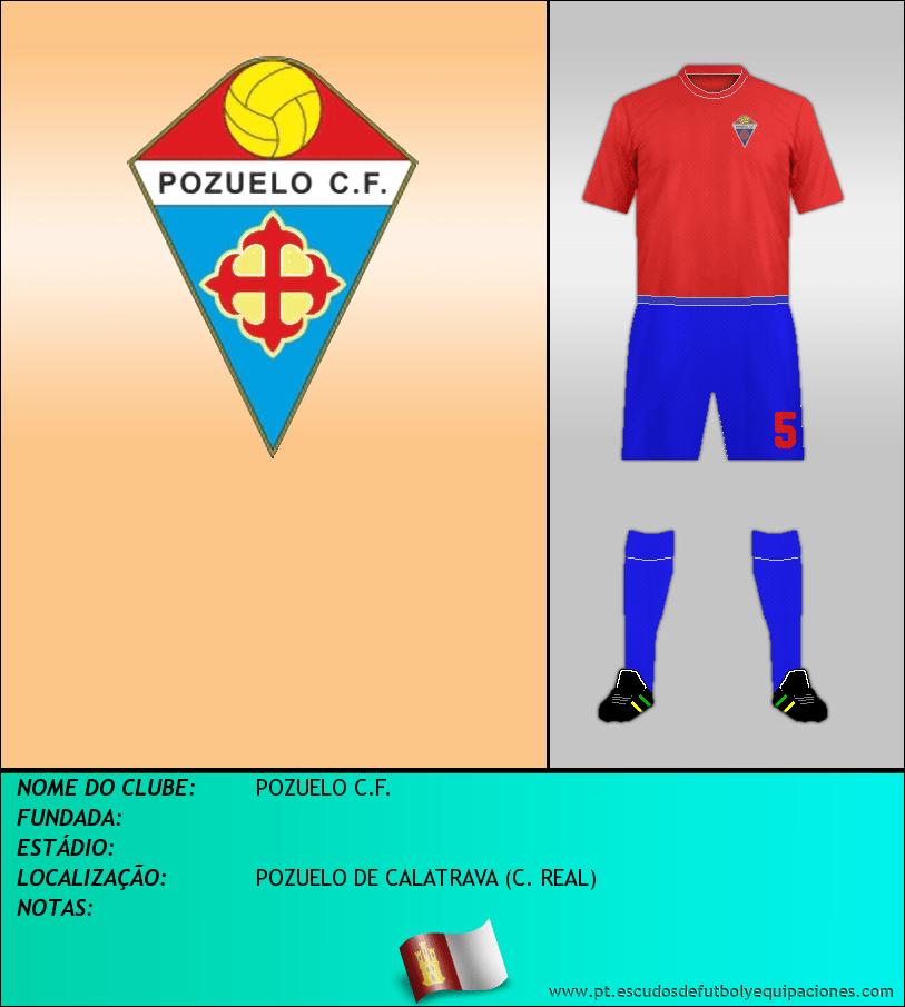 Escudo de POZUELO C.F.