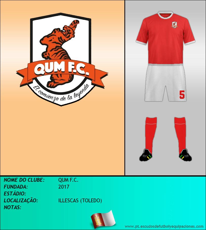 Escudo de QUM F.C.