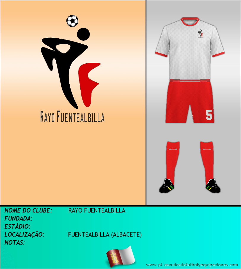 Escudo de RAYO FUENTEALBILLA