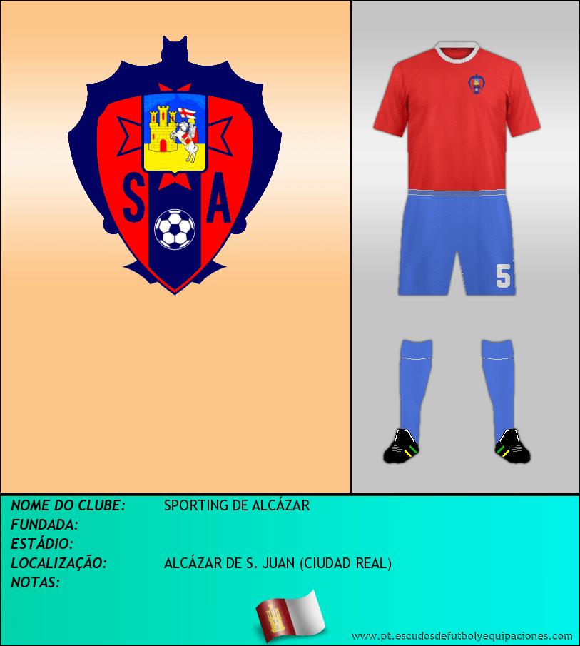 Escudo de SPORTING DE ALCÁZAR
