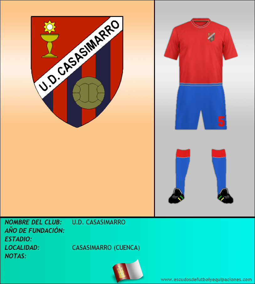 Escudo de U.D. CASASIMARRO