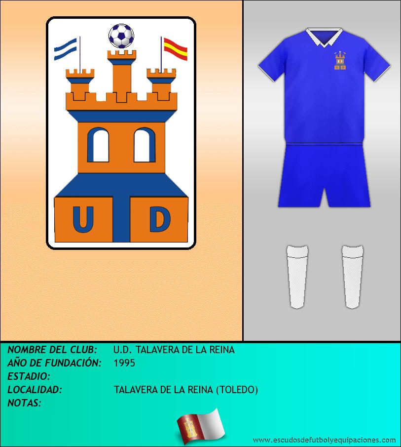 Escudo de U.D. TALAVERA DE LA REINA