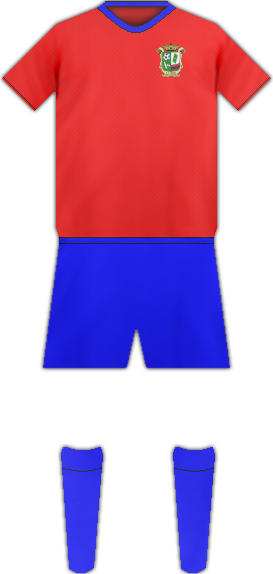 Camiseta C.D. NORMA