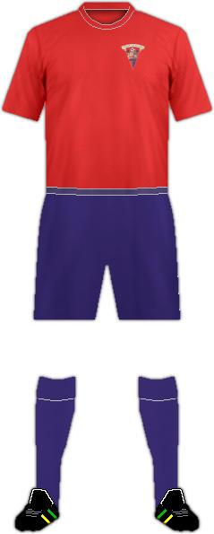 Camiseta CUELLAR C.F.