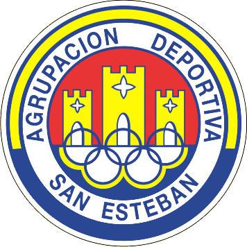 Escudo de A.D. SAN ESTEBAN (CASTILLA Y LEÓN)
