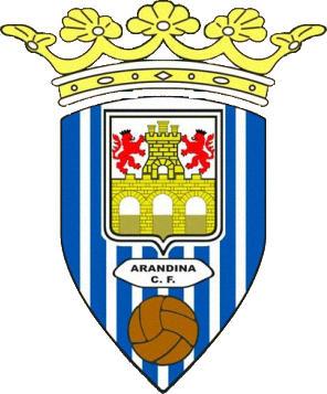 Escudo de ARANDINA C.F. (CASTILLA Y LEÓN)