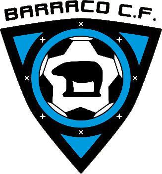 Escudo de ATLÉTICO EL BARRACO C.F. (CASTILLA Y LEÓN)