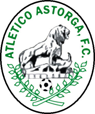 Escudo de ATLETICO ASTORGA  (CASTILLA Y LEÓN)