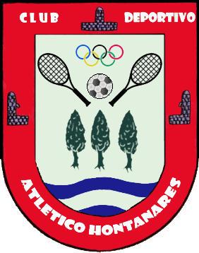 Escudo de C.D. ATLÉTICO HONTANARES (CASTILLA Y LEÓN)