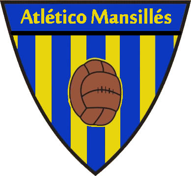 Escudo de C.D. ATLÉTICO MANSILLÉS (CASTILLA Y LEÓN)