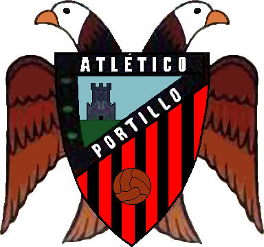 Escudo de C.D. ATLÉTICO PORTILLO (CASTILLA Y LEÓN)