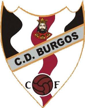 Escudo de C.D. BURGOS C.F. (CASTILLA Y LEÓN)