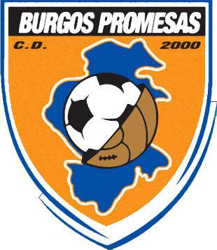 Escudo de C.D. BURGOS PROMESAS (CASTILLA Y LEÓN)