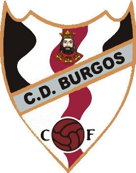 Escudo de C.D. BURGOS.C.F. (CASTILLA Y LEÓN)