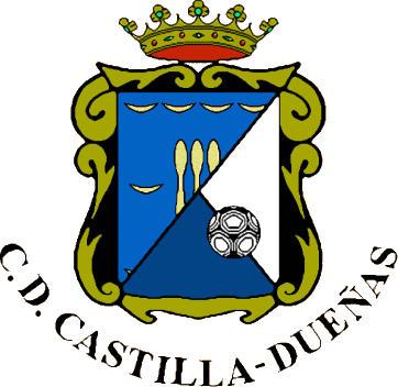Escudo de C.D. CASTILLA-DUEÑAS (CASTILLA Y LEÓN)