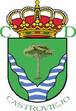 Escudo de C.D. CASTROVIEJO (CASTILLA Y LEÓN)